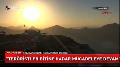 118 PKK'lının öldürüldüğü Kaletepe'de bayram namazı