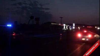 Edirne'de korkunç kaza