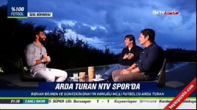 Arda Turan merak edilen soruları yanıtladı