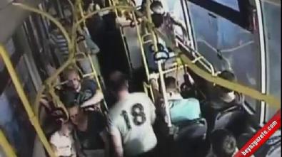Hemşireyi metrobüste darp eden saldırgan tutuklandı