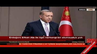 Erdoğan'dan Kılıçdaroğlu'na: Ben im için kıymeti yok