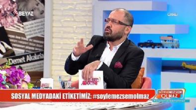 Emel Sayın'ın Tarık Akan'a vedası...