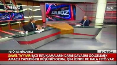Şamil Tayyar: Şaban Dişli istifa etmeli
