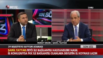 Şamil Tayyar : Türkiye'de 81 il çok fazla
