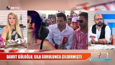 Sıla'dan Davut Güloğlu'na suç duyurusu!