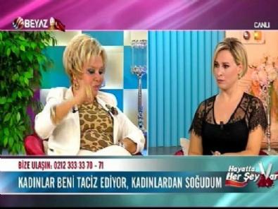 Selin Karacehennem'den taciz itirafı!