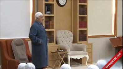 Teröristbaşı Fethullah Gülen'den koltuk değiştirme numarası! Aniden yerinden kalkıp...