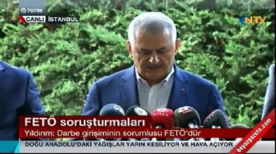 Başbakan'dan Kılıçdaroğlu'na Yenikapı hatırlatması