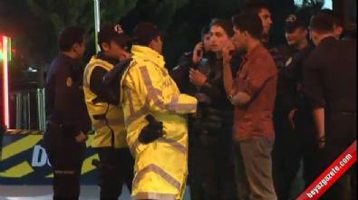 Başkent'te, Çevik Kuvvet Şube Müdürlüğü'ne Silahlı Saldırı Haberi