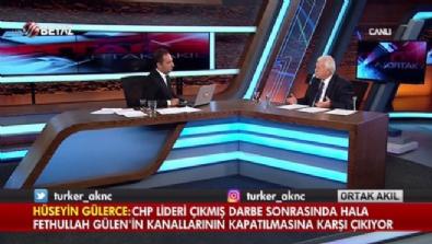 Hüseyin Gülerce: Kılıçdaroğlu, Fethullah Gülen gibi konuşuyor