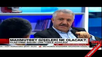 Ulaştırma Bakanı Arslan: Mahmutbey gişelerini serbest geçiş haline getireceğiz