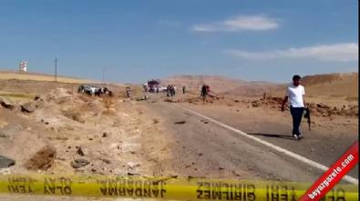 Derik'te patlama: 2 şehit, 9 yaralı