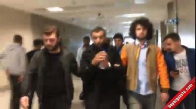 Adil Serdar Saçan'ı darp eden Onur Özbizerdik tutuklandı