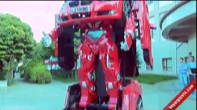 Yerli Transformers görücüye çıktı