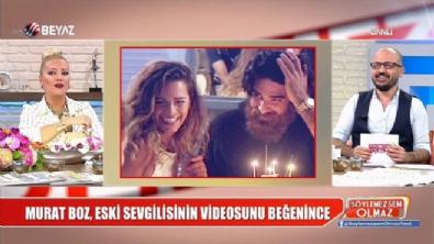 Murat Boz çaktırmadan eski sevgilisini mi izliyor?