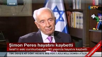 Şimon Perez Öldü! İsrail eski Cumhurbaşkanı Şimon Peres Kimdir?