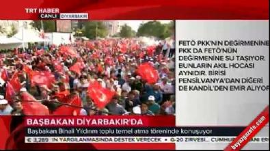 Başbakan Yıldırım: PKK, en alçak, en katil terör örgütüdür