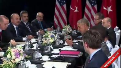 Erdoğan-Obama Görüşmesi