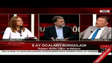 abdullah ocalan - Hasan Atilla Uğur: Ergenekon listesini Öcalan hazırladı