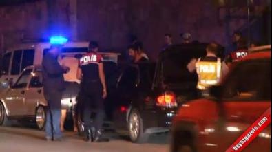 Ankara'da helikopter destekli 8 bin 500 polisle 'Huzur Operasyonu'
