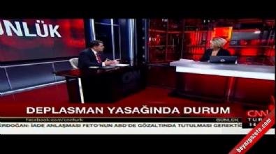 Vasip Şahin : Deplasman yasağı kaldırılmadı