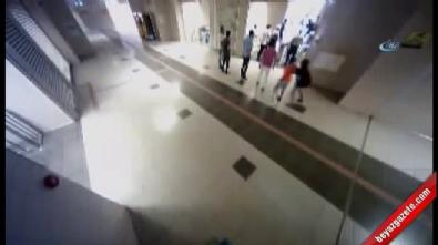 Metroda yolcu dehşeti