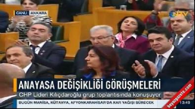 deniz baykal - Kılıçdaroğlu: Baykal tarihe geçecek bir konuşma yaptı