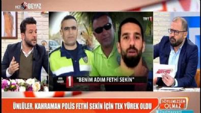 Türkiye'nin kahraman şehidi Fethi Sekin'e çok büyük ayıp