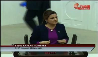 CHP'nin kadın vekilinden tepki çeken sözler