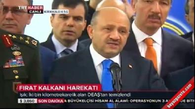 Milli Savunma Bakanı'ndan Başika açıklaması