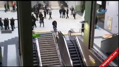 Ortaköy saldırganı metro istasyonunda aranıyor