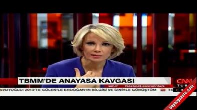 CNN Türk spikeri Saynur Tezel'den CHP'li Hürriyet'e destek