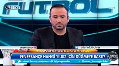 aziz yildirim - Fenerbahçe Sosa transferini bitirdi