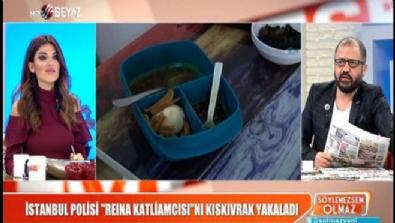 ''Reina Katliamcısı'' ile yakalanan kişi Kırgız değil Iraklı