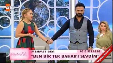 evleneceksen gel - Esra Erol'da - Mehmet Bahar aşkı yeniden başladı! (17 Ocak 2017)
