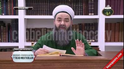 Cübbeli'den Ahmet Hakan'a cevap