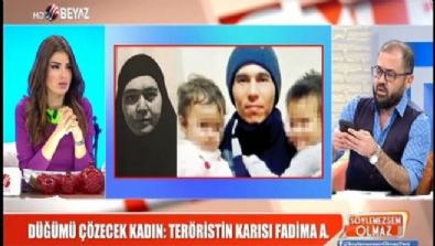Reina soruşturmasında düğümü çözecek kadın: Teröristin karısı Fadima A.