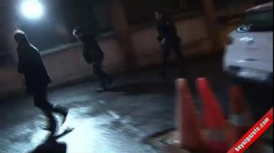 Emniyet Müdürlüğü yakınlarında roketli saldırı girişimi