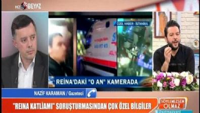 ''Reina Katliamı'' gecesinden, mekan içinden ilk görüntü