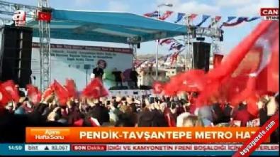 Erdoğan: Türkiye yeni bir sıçrama noktasına ulaşacak