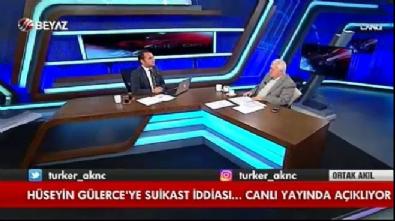 Hüseyin Gülerce'ye suikast iddiası