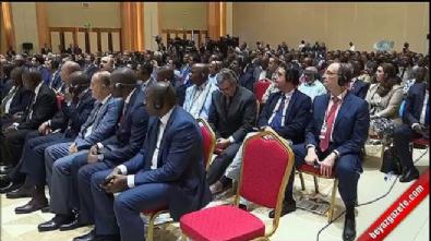 afrika - Cumhurbaşkanı Erdoğan Türkiye-Mozambik İş Forumu'nda konuştu...