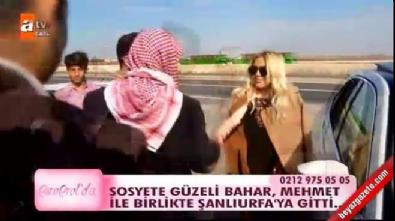 evleneceksen gel - Esra Erol'da - Mehmet ile Bahar'ın Urfa macerası