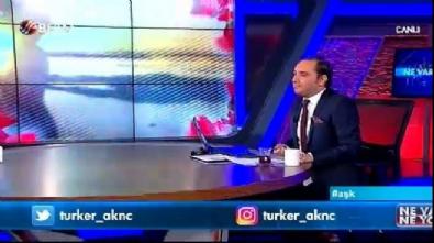 ne var ne yok - Türker Akıncı canlı yayında evlilik teklif etti