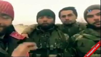 El-Bab'daki Türk askerlerinden mesaj var