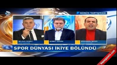 kanal d - Selçuk Dereli ve Bünyamin Gezer başkanlık sistemini tartıştı