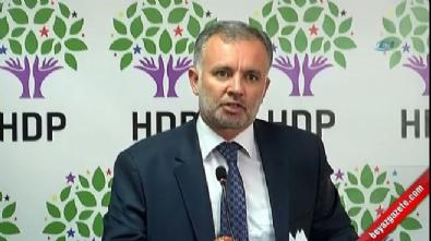 HDP Kars Milletvekili ve Parti Sözcüsü Ayhan Bilgen tutuklandı