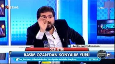 konyaspor - Rasim Ozan'dan Konyalı'ları kızdıran istek