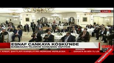 Başbakan Yıldırım esnafa sicil affı müjdesi