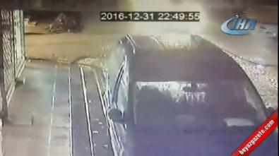 Teröristin evden çıktığı görüntüleri ortaya çıktı